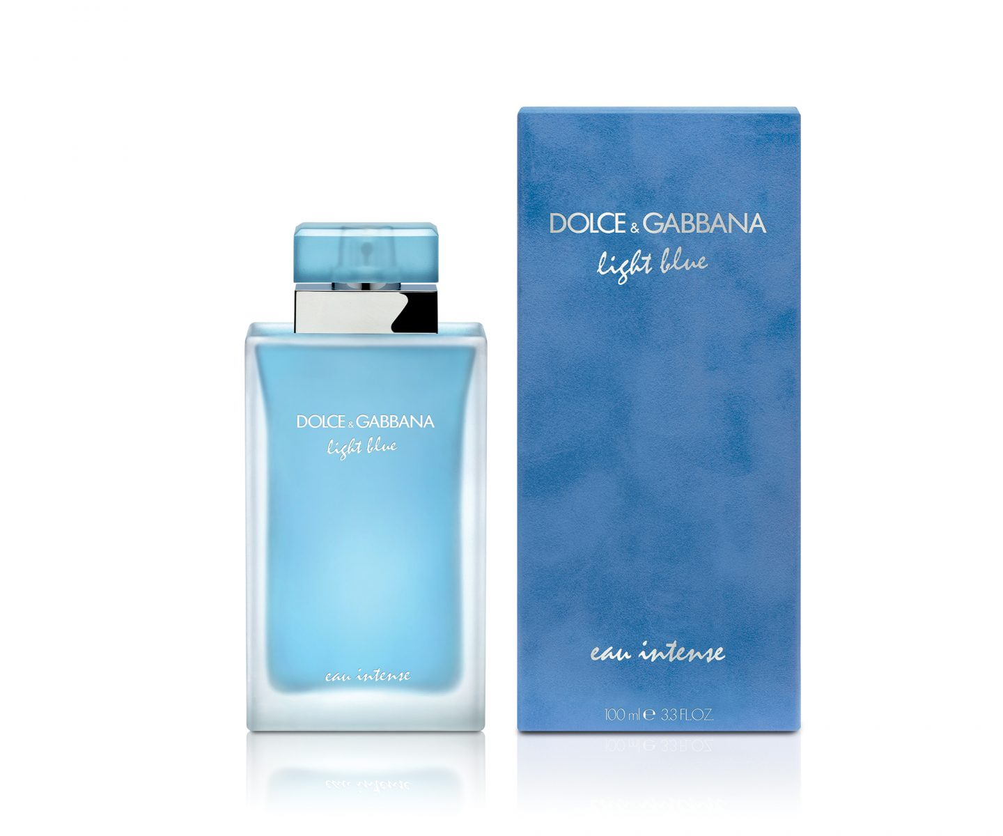 LIGHT BLUE EAU INTENSE 100ML SIMPLE PACKSHOT