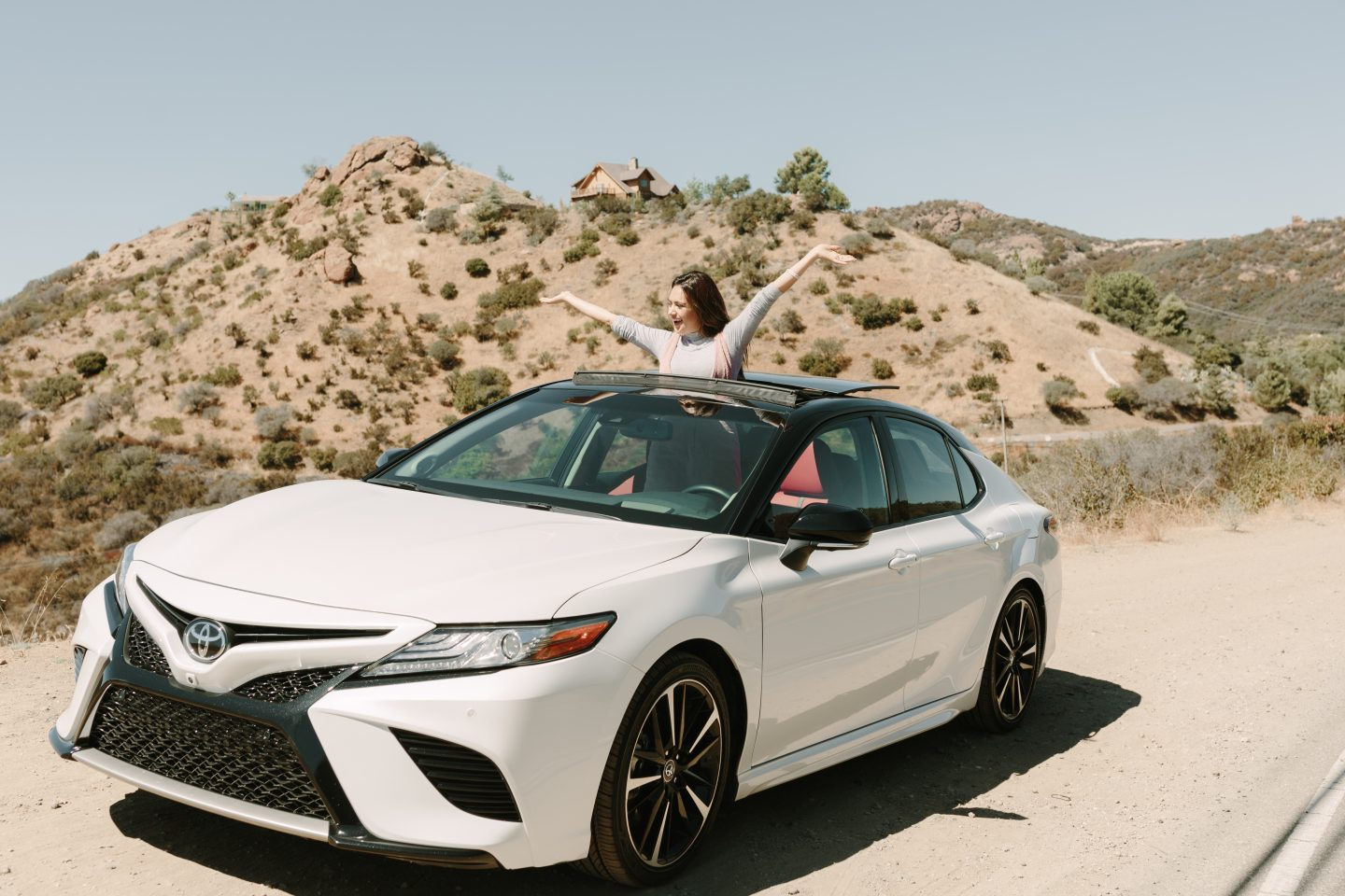 2018 Toyota Camry XS Review
