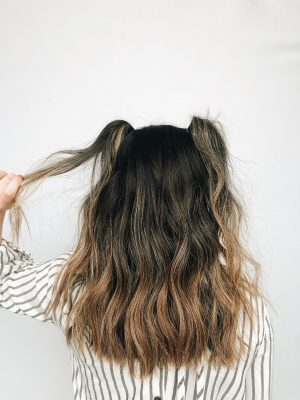 3 Hairstyles for Spring - Hey! Wendy Vanessa
