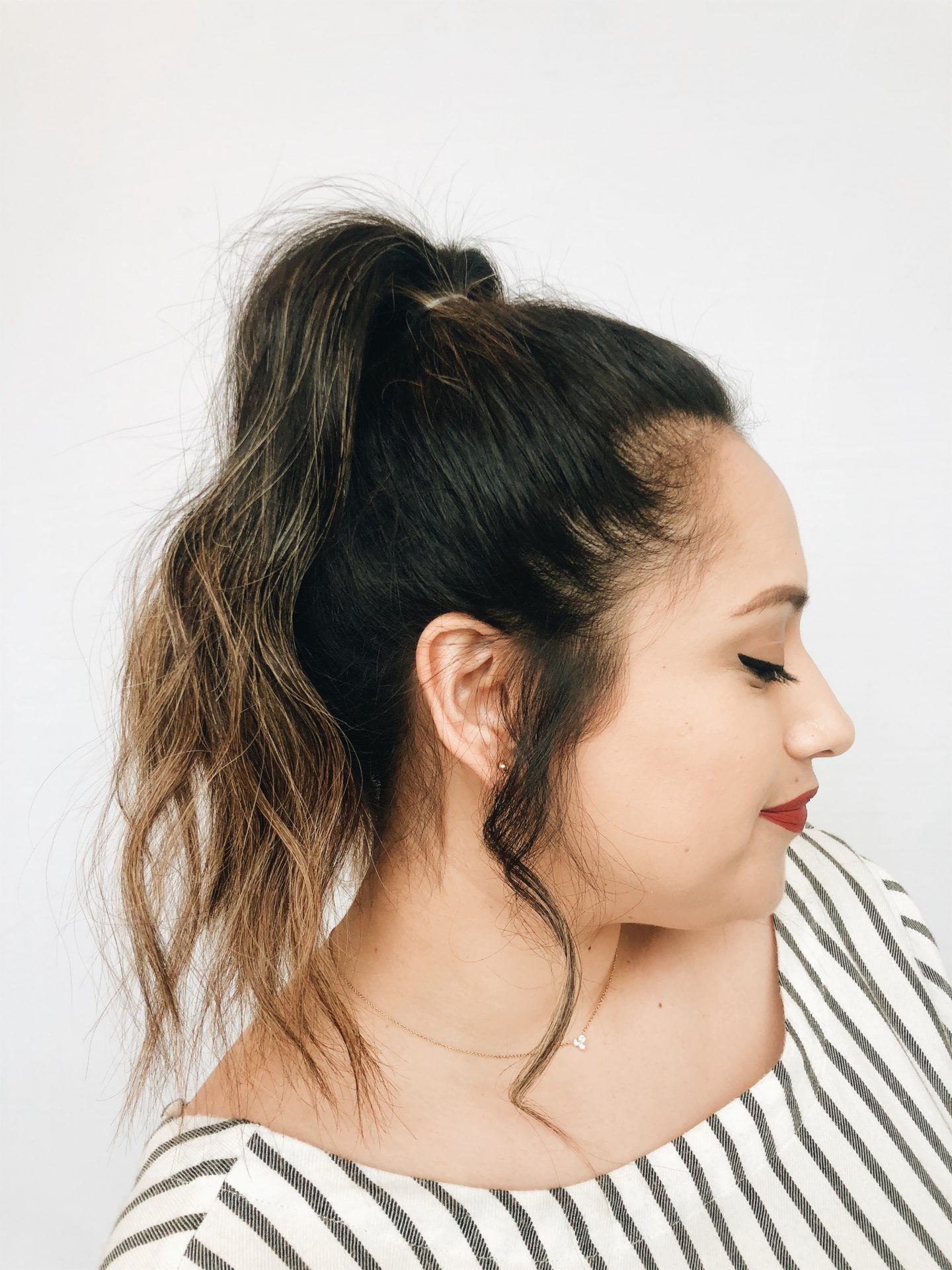 3 Hairstyles for Spring – Hey! Wendy Vanessa