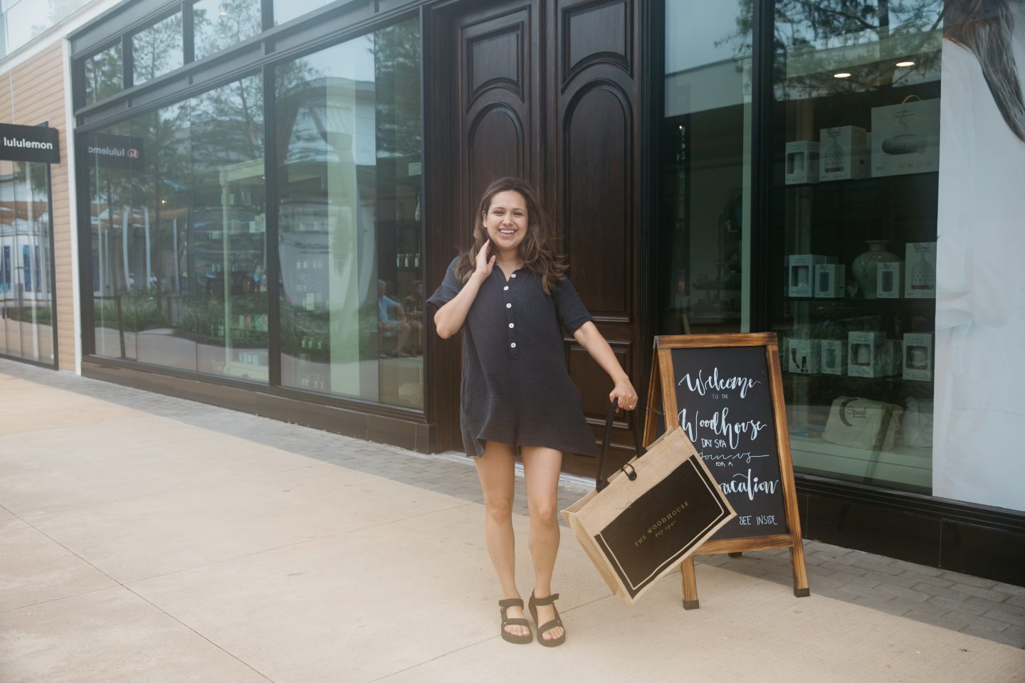 Spa Date at The Woodhouse Day Spa – Baybrook